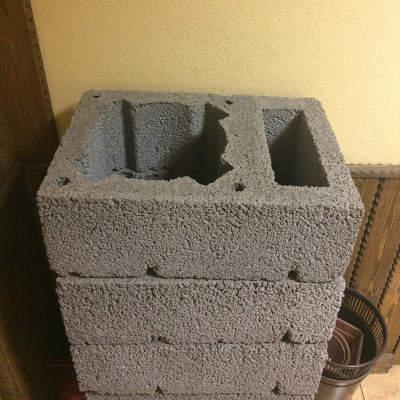 Дымоход керамзитобетон в25 бетон мпа